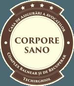 CORPORE SANO Logo